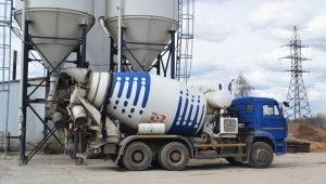 Доставка бетона в г Домодедово