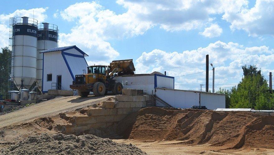 Производство бетона в г Домодедово, доставка в Балашиху