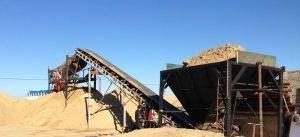 Песок карьерный сеяный в Домодедово, Видное