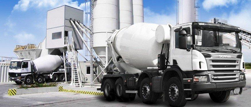 Как производиться доставка бетона