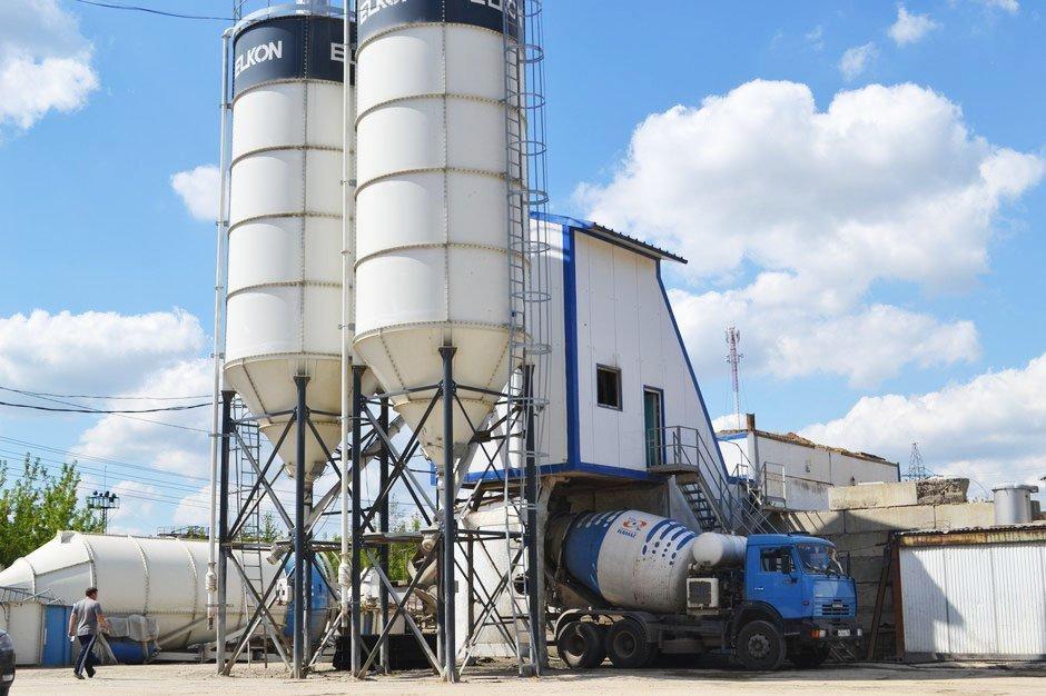 Бетон в Домодедово с доставкой